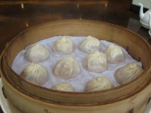 Xiaolongbao at Din Tai Fung