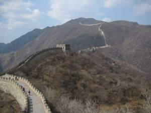 The Great Wall Again